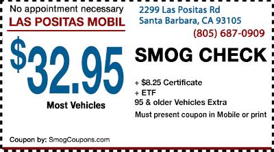 smog coupons santa barbara